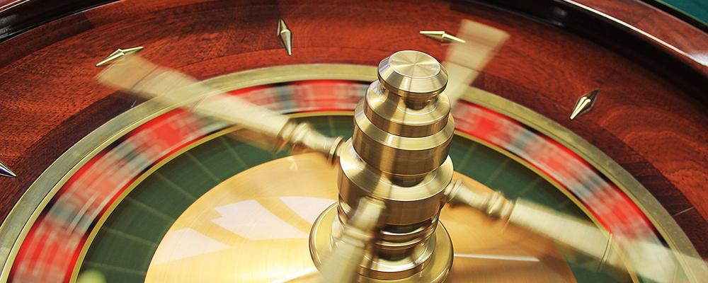 roulette som spinner