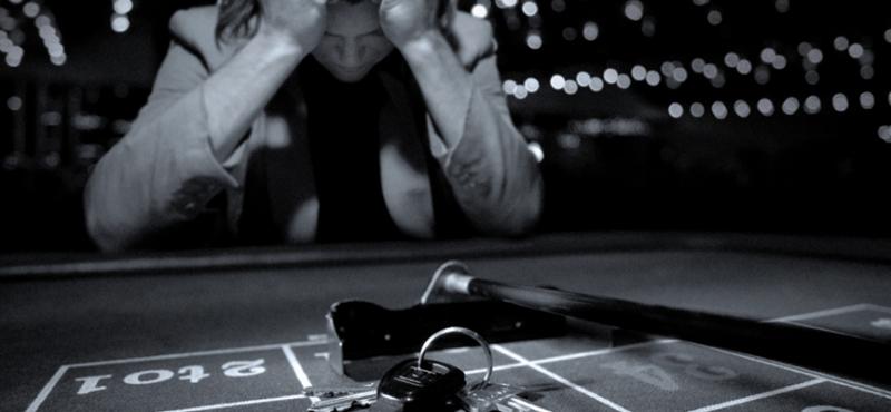 mand ved roulette har tabt alt