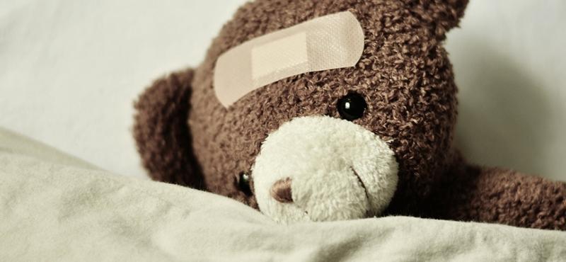Pårørende til spiseforstyrrelse - bamse